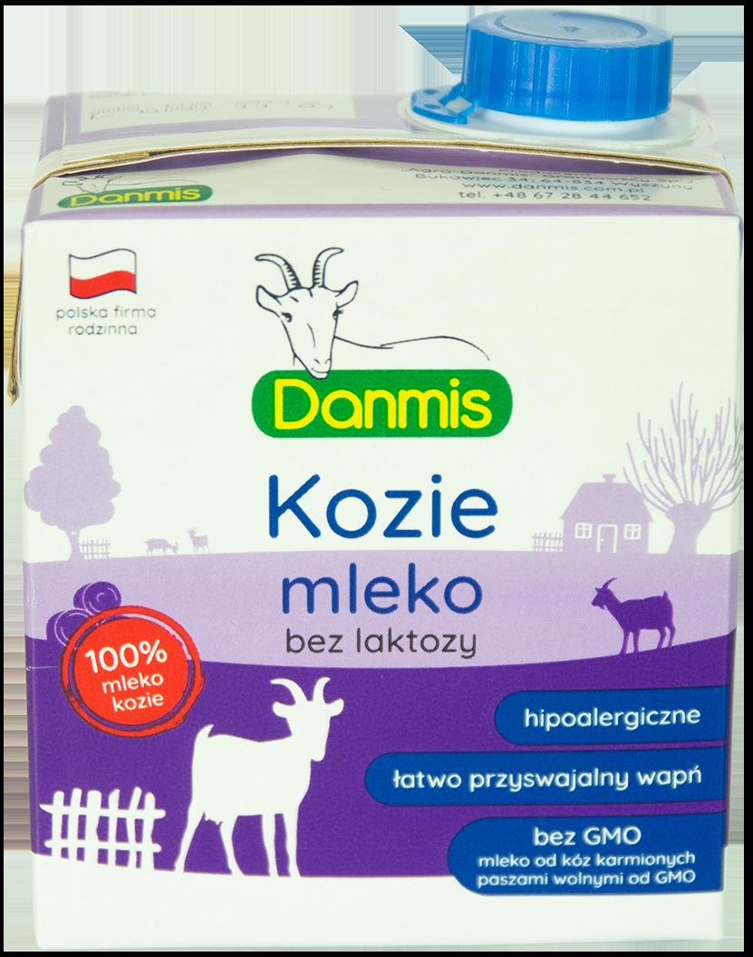 Mleko Kozie Bez Laktozy Danmis Unikalny Dar Natury